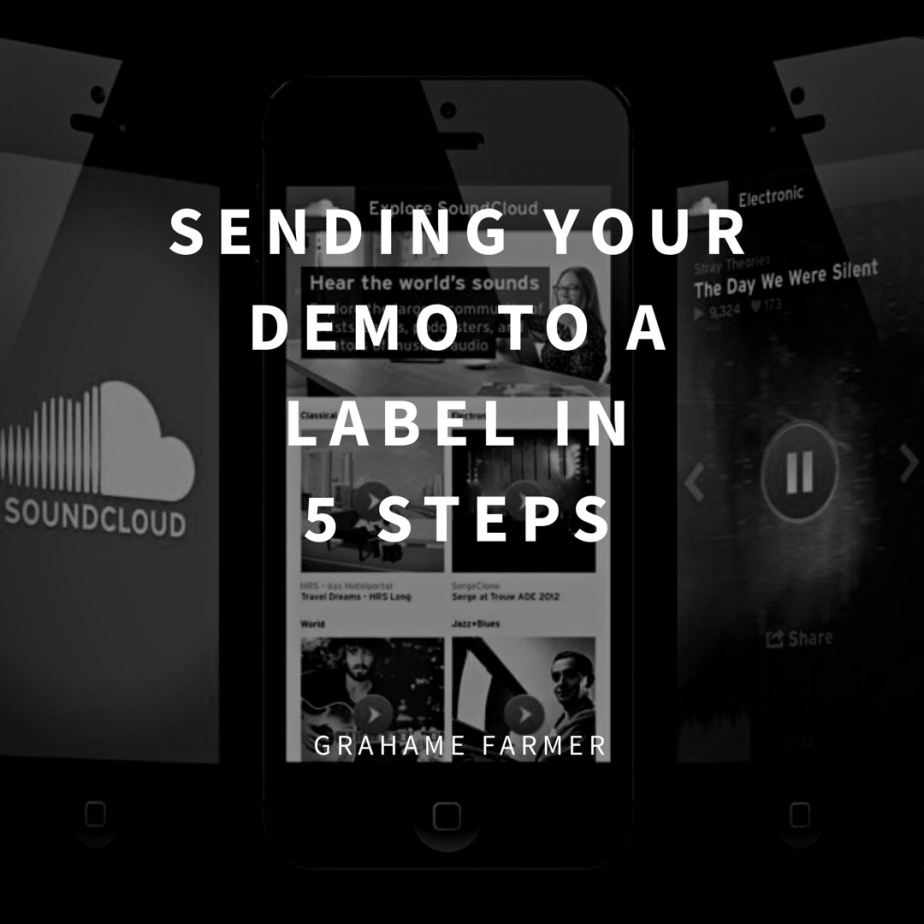 Sending your Demo to a Label in 5 Steps