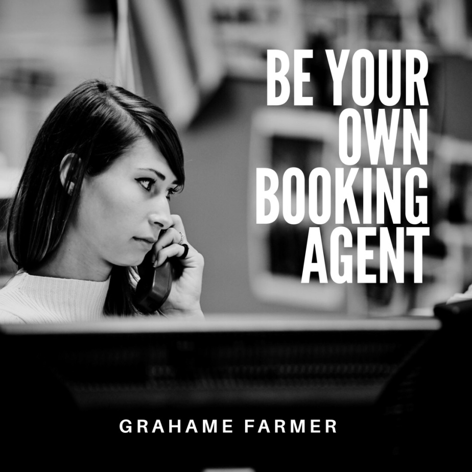 Be your own DJ Booking Agent