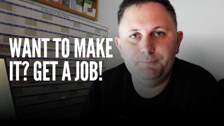 DJ Tips: Want a get ahead, Get aJob!