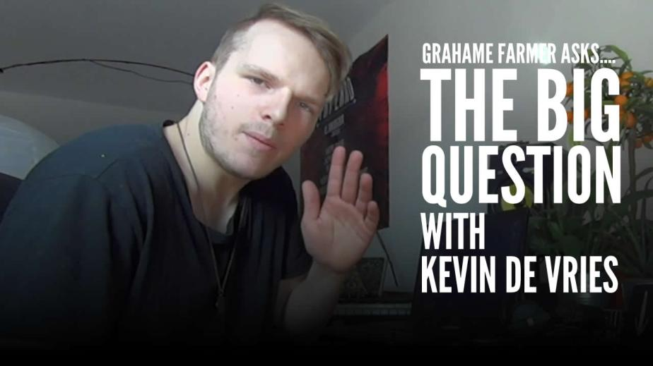 Kevin de Vries answers 'How do you deal with rejection of not getting tracks signed?'