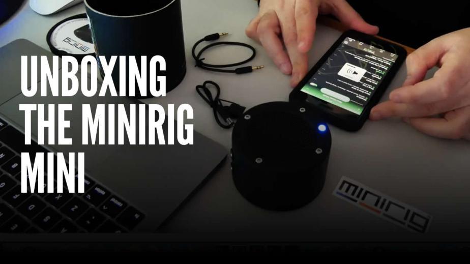 Unboxing the MinirigMini