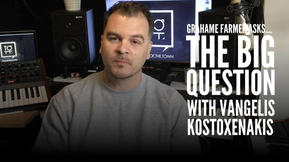 Vangelis Kostoxenakis answers 'You want to hardware to your production set-up, where do you start?'