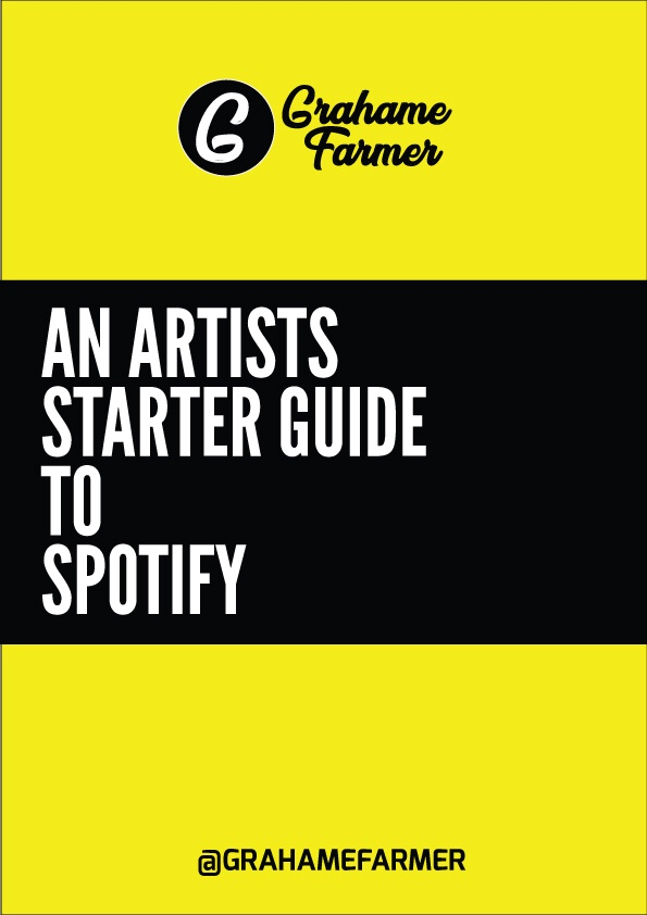 An Artists Starter Guide to Spotify